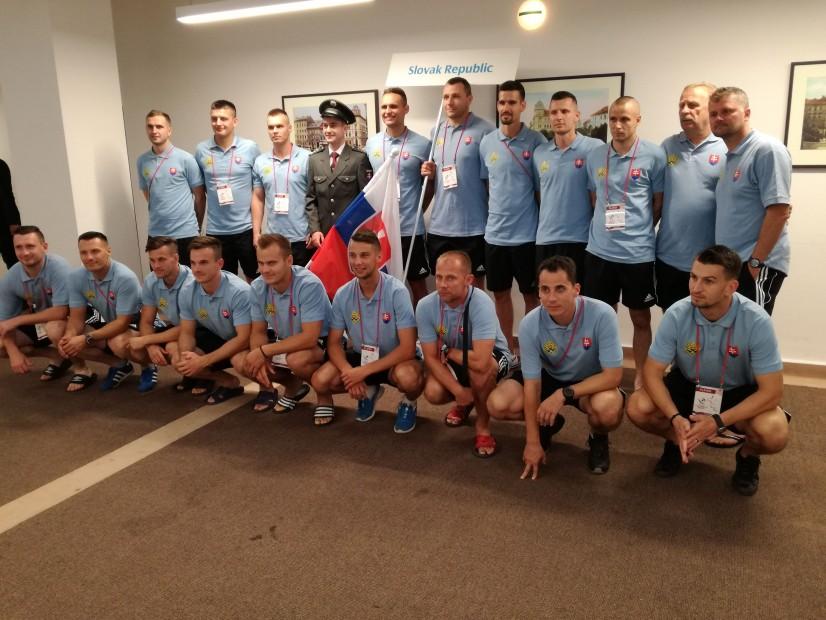 Policajti zo štyroch krajín vrátane Slovenska si zmerajú sily v štyroch športoch