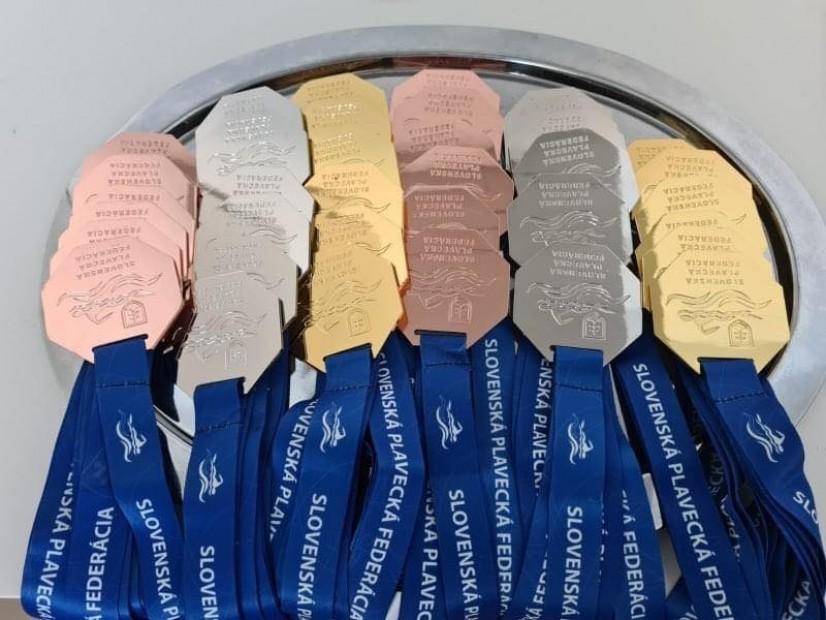 Medailové ťaženie plavcov, taekwondistov či strelcov z ŠKP aj ŠCP