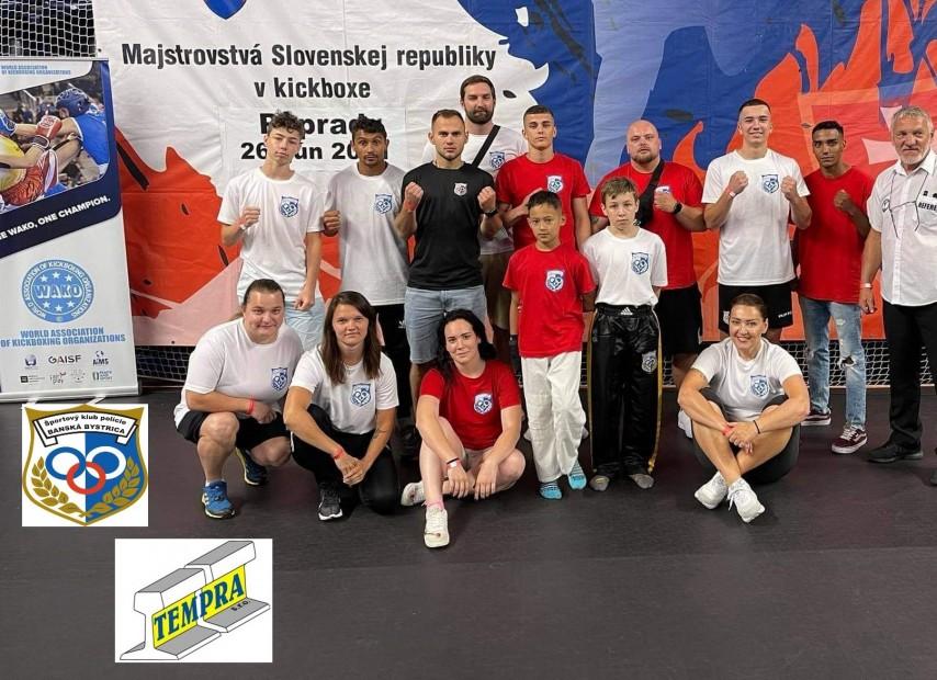 Úspechy basketbalistiek aj kickboxerov Banskej Bystrice a ďalšie medaily pre ŠCP