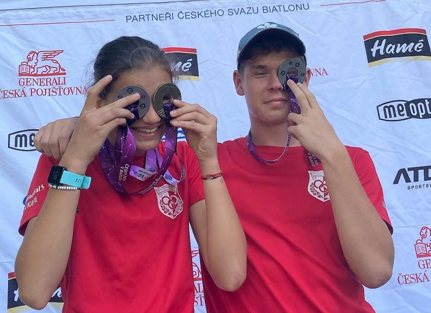 Medailové ťaženie biatlonistov, strelcov, kanoistov, bežcov, volejbalistov či hádzanárov z ŠKP klubov a ŠCP